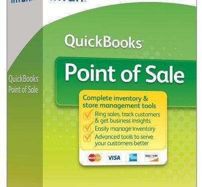 OLD VERSION QuickBooks POS Basic Version 10 w//3 Piece Hardware Bundle
