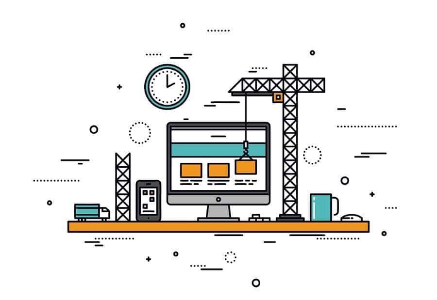small business website design software