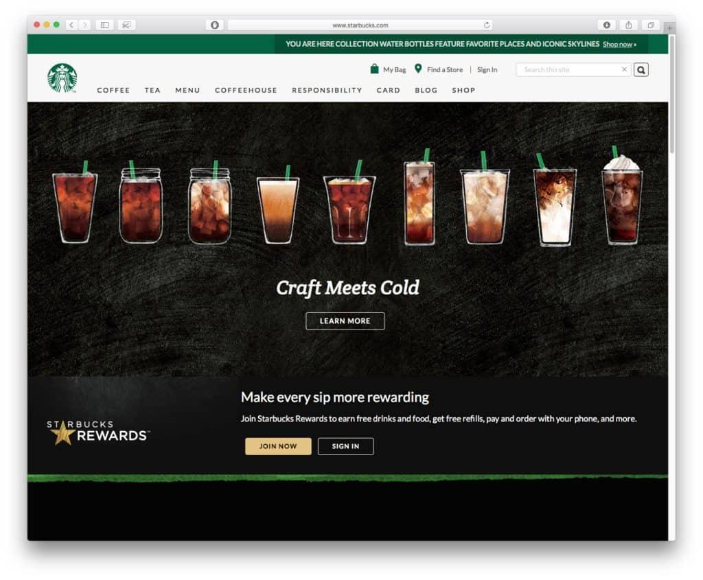 responsive design full browser example