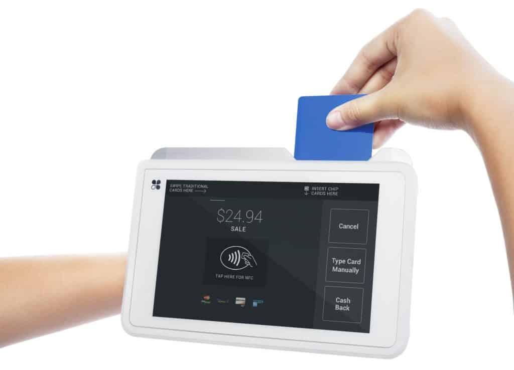 Clover Mobile tablet