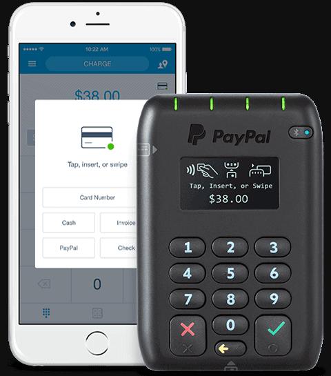 PayPal EMV Reader