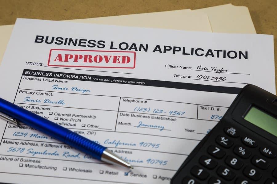 SBA Microloans application