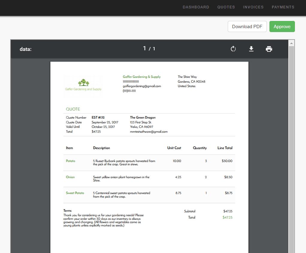 Invoice Ninja Review