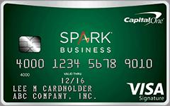 capital one spark cash select