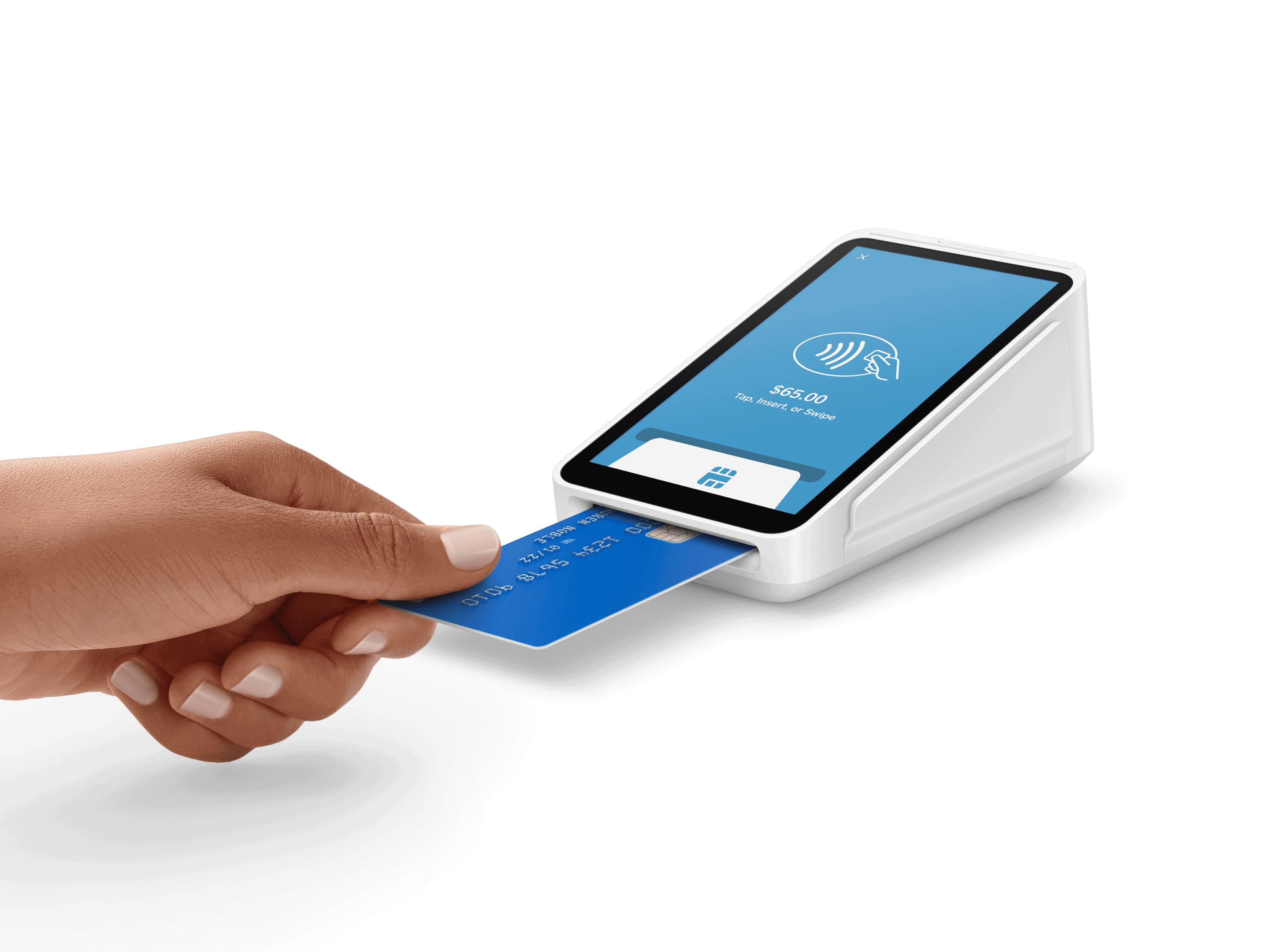 Square Terminal Credit Card Reader
