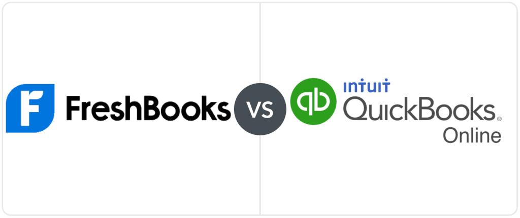 FreshBooks VS QuickBooks Online