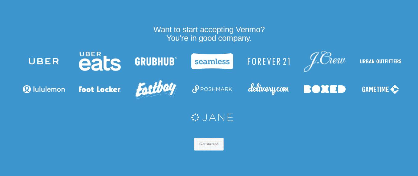 Websites That Accept Venmo