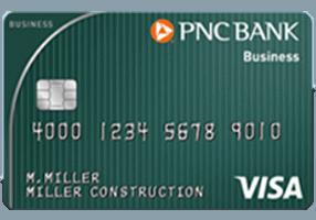 pnc visa business review