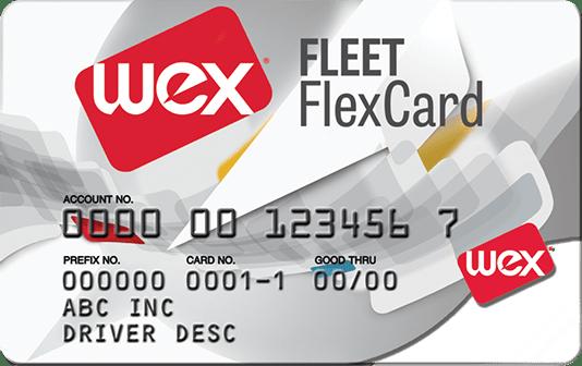 WEX FlexCard