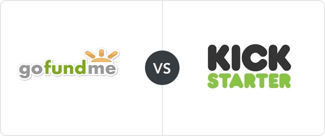 GoFundMe VS Kickstarter | Merchant Maverick
