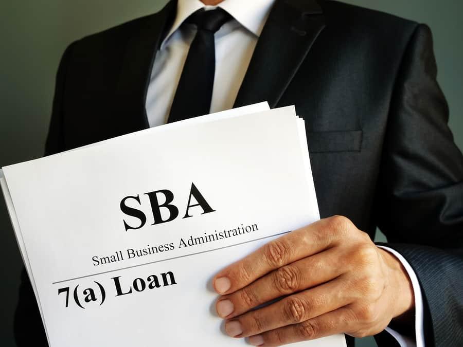 sba 7(a) loan program