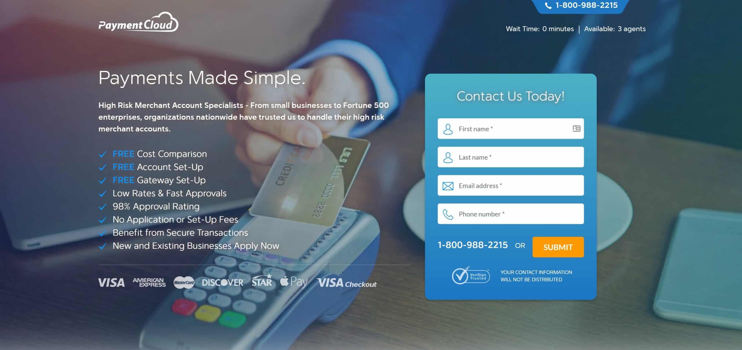 PaymentCloud Screenshot