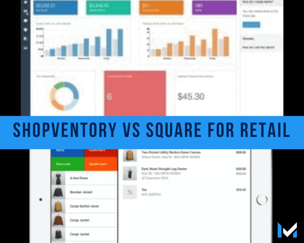 Shopventory VS Square for Retail