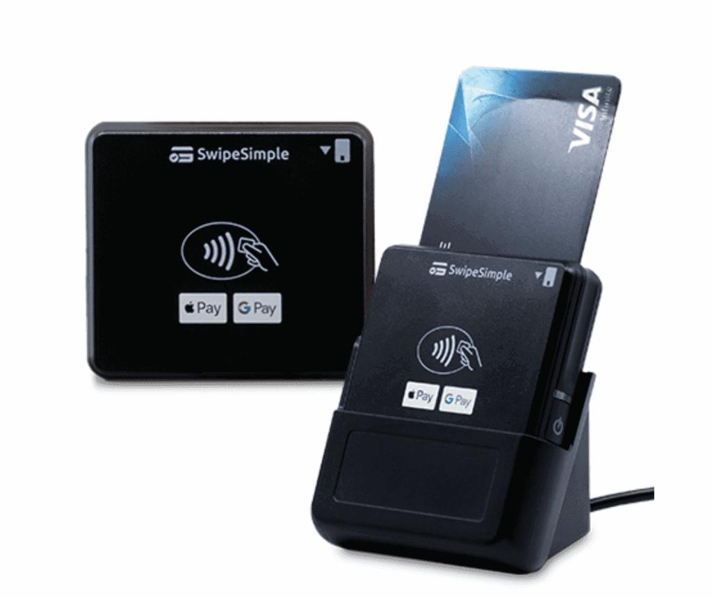 SwipeSimple bluetooth credit card readers
