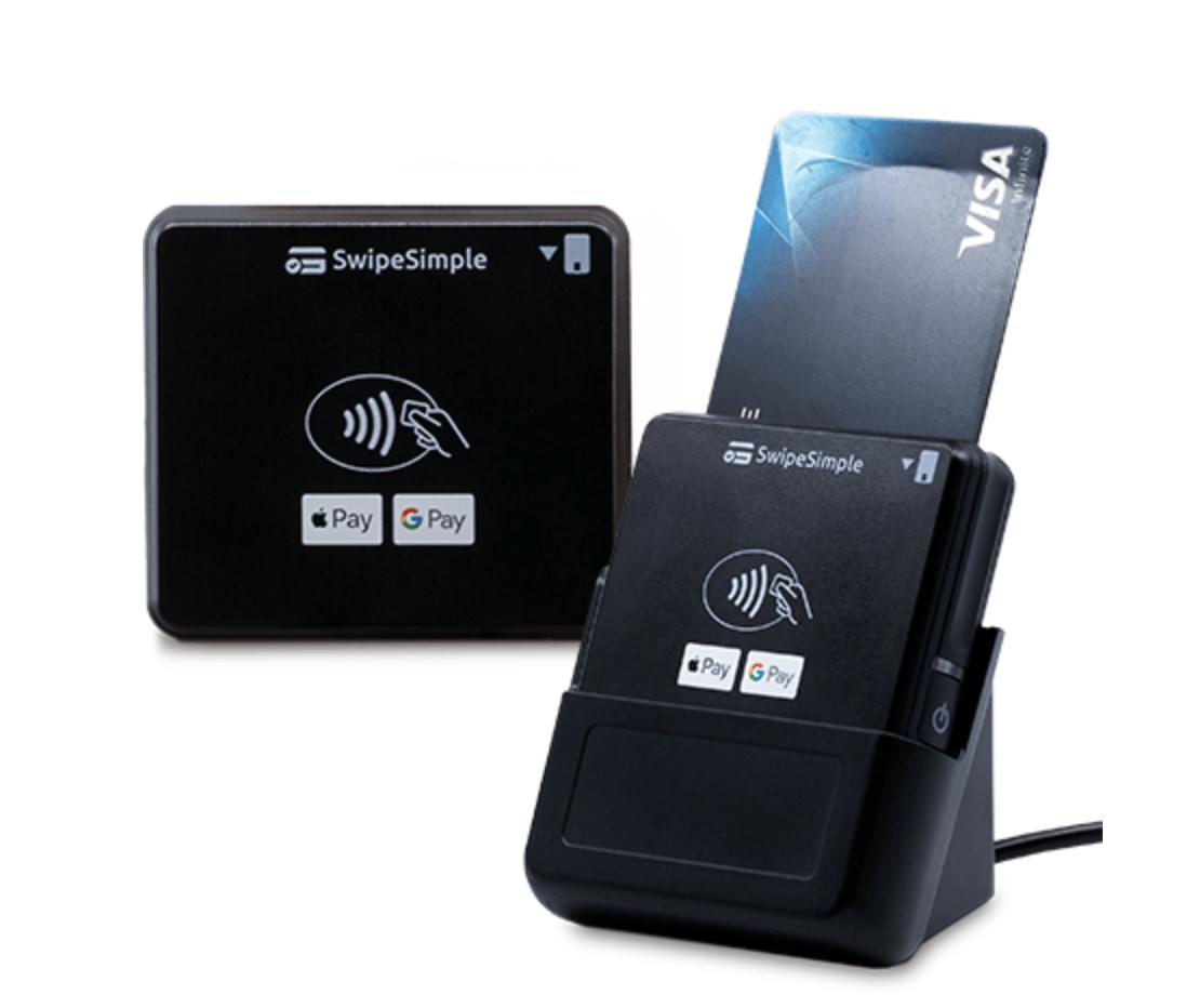 swipesimple bluetooth card readers