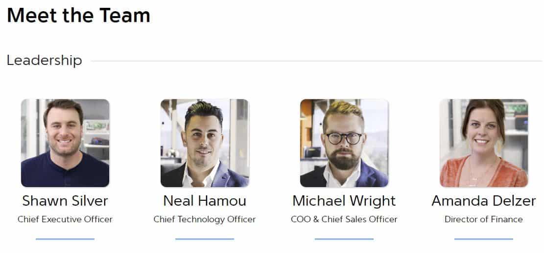 PaymentCloud Leadership Team 2020
