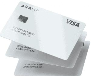 Ramp card