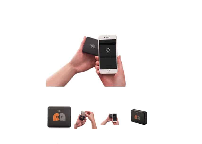 iphone card reader