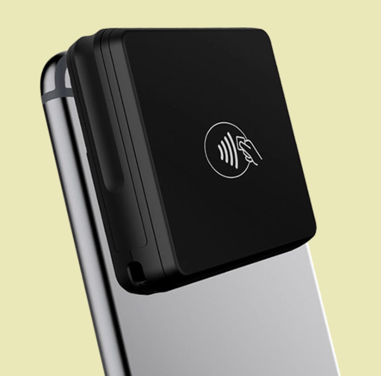 Fattmerchant Mobile card reader