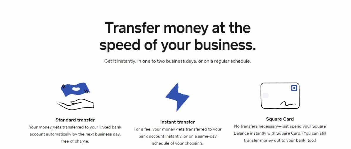 Square Transfer