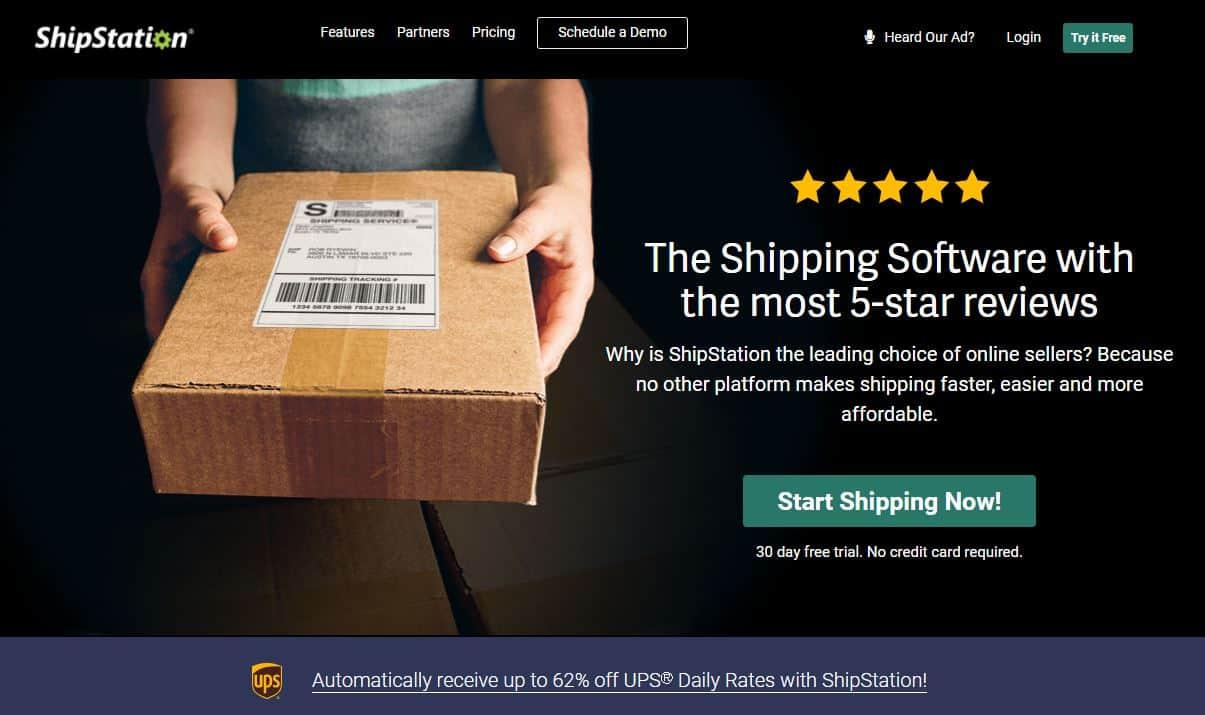 shipstation ups shipping discount
