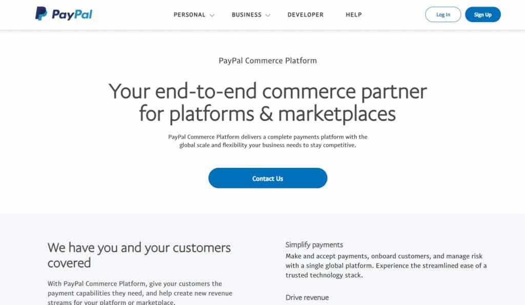 PayPal credit card processing reviews
