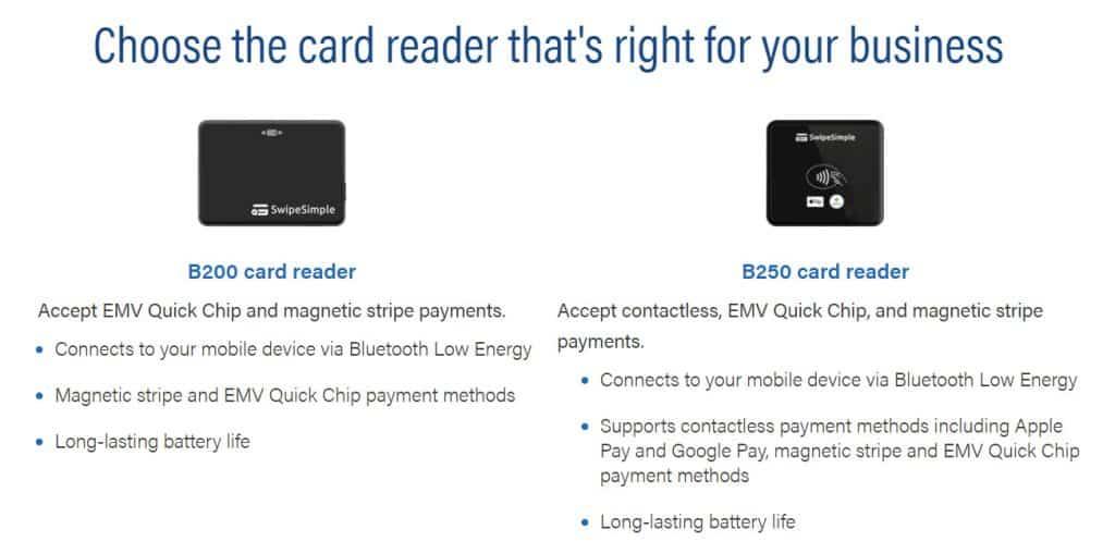 Swipesimple card reader
