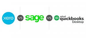 Xero VS Sage VS QuickBooks